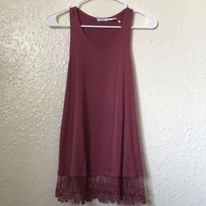 Urban Outfitters Tunic Tank Top